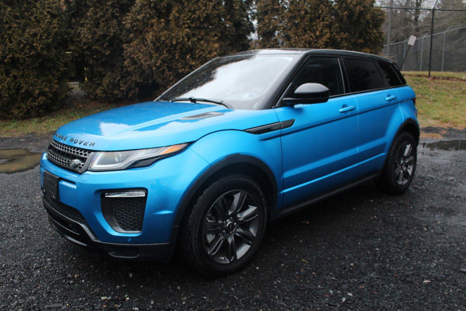 2019 Land Rover Range Rover Evoque Landmark Edition 4-Door image