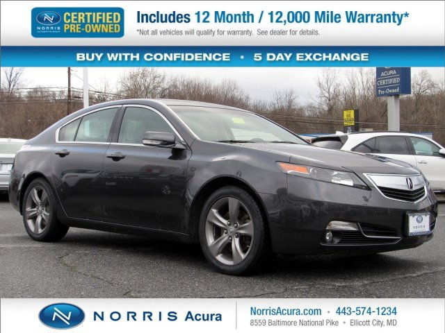 2014 Acura TL SH-AWD w/ Technology Package image