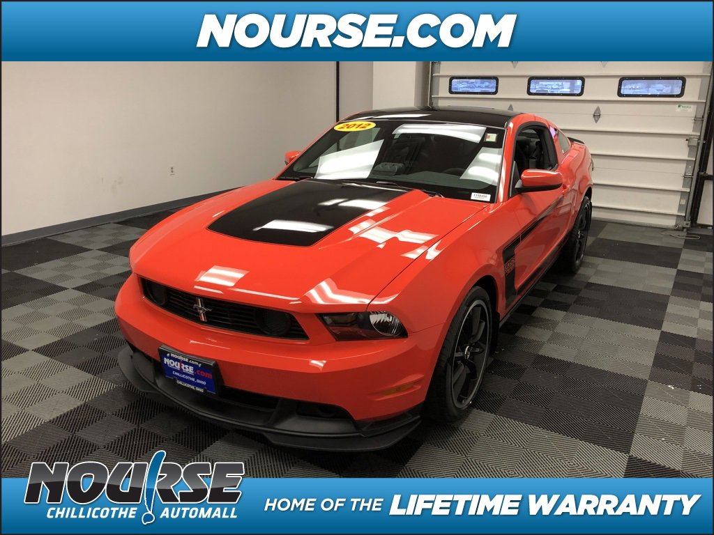 2012 Ford Mustang Boss 302 Coupe image