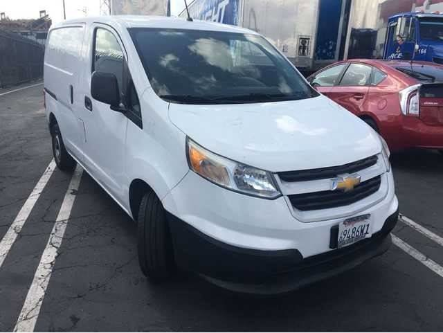 2015 Chevrolet City Express LS image