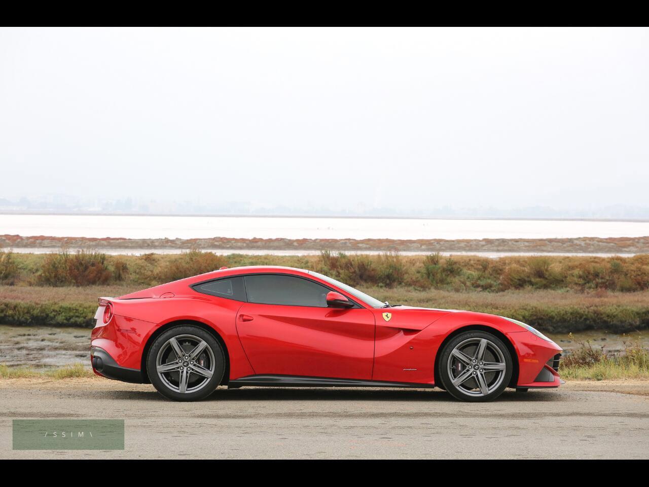 2013 Ferrari F12 Berlinetta  image