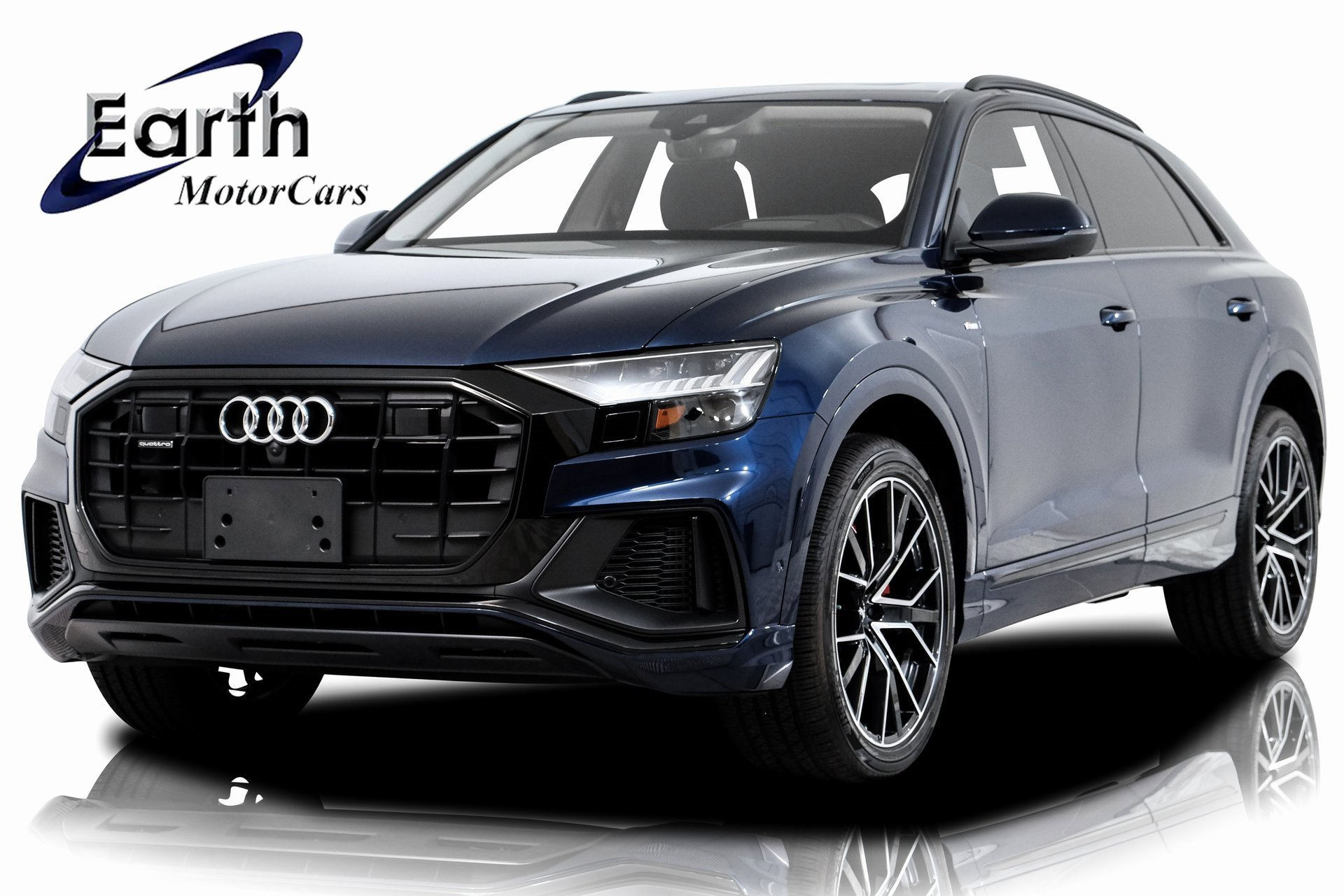 2019 Audi Q8 Prestige w/ S Line image