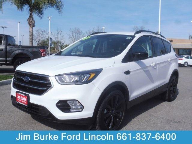 2019 Ford Escape FWD SE image