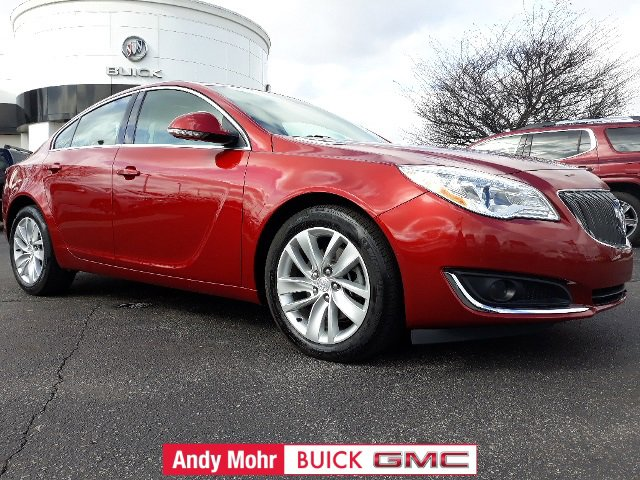 2015 Buick Regal  image