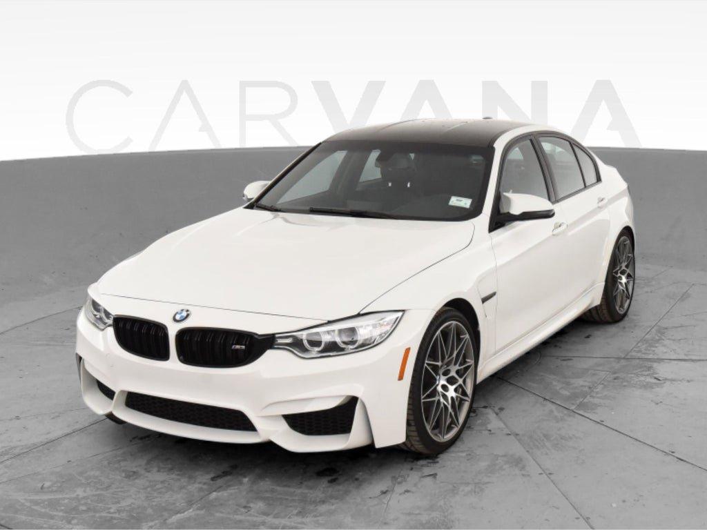 2017 BMW M3 Sedan image