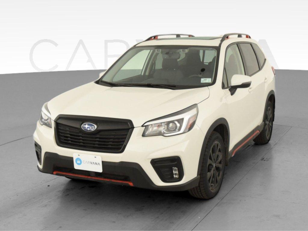 2019 Subaru Forester Sport image