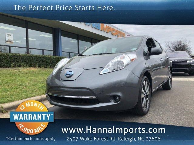 2016 Nissan Leaf SV image