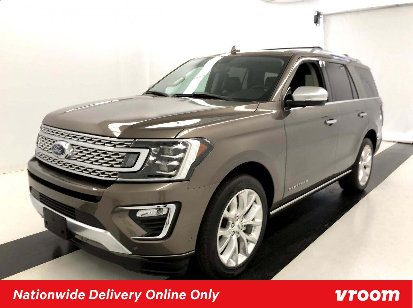2018 Ford Expedition 2WD Platinum image