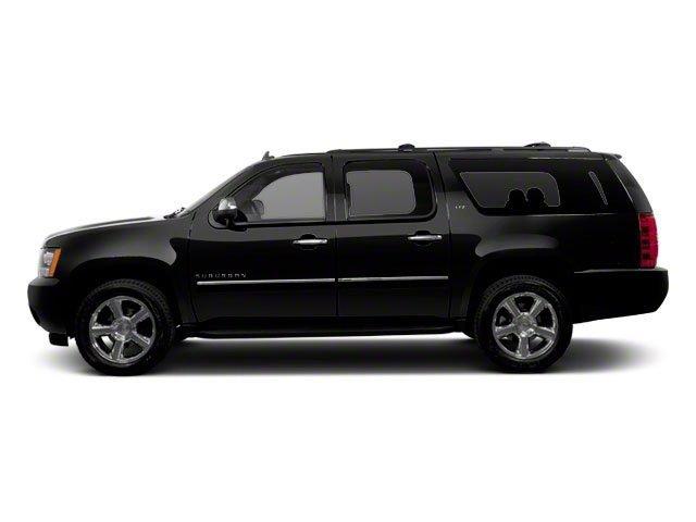 2012 Chevrolet Suburban 4WD LT image