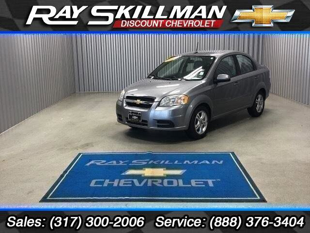 2010 Chevrolet Aveo LT Sedan image