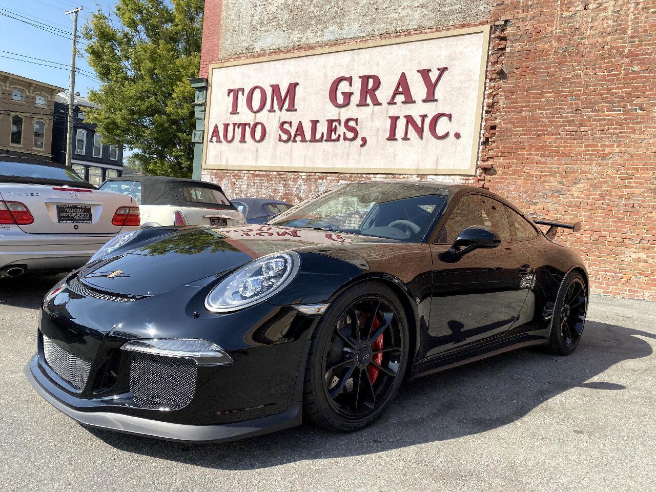 2015 Porsche 911 GT3 Coupe image