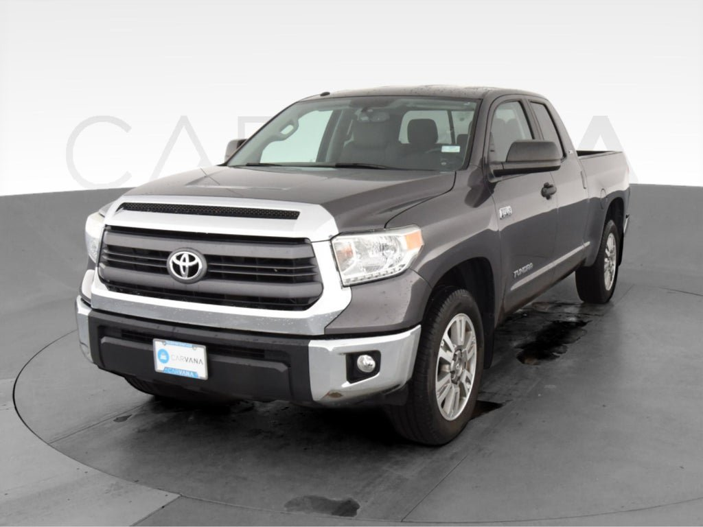 2015 Toyota Tundra 2WD Double Cab SR5 image