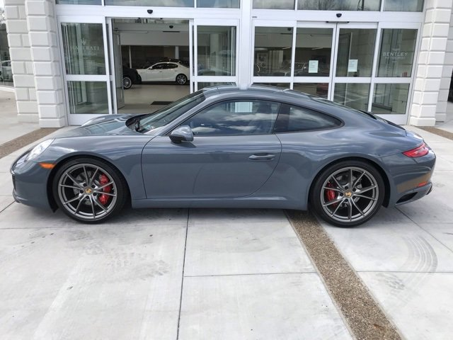 2017 Porsche 911 Carrera S image