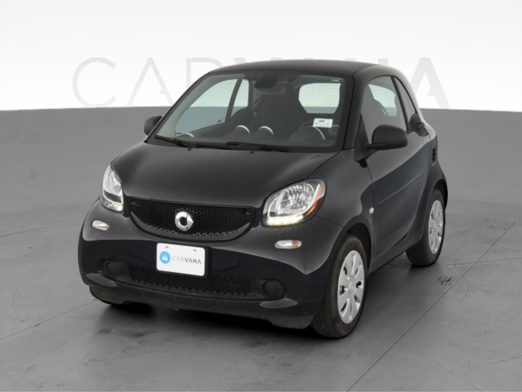 2016 smart fortwo Coupe image