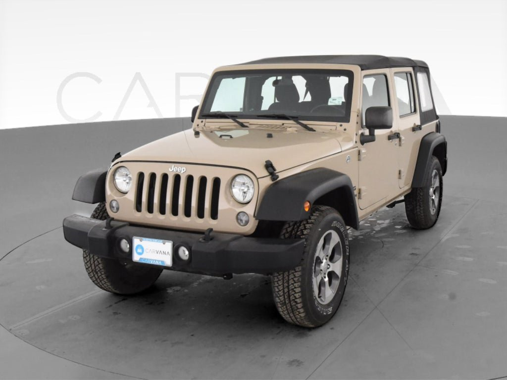 2016 Jeep Wrangler 4WD Unlimited Sport image