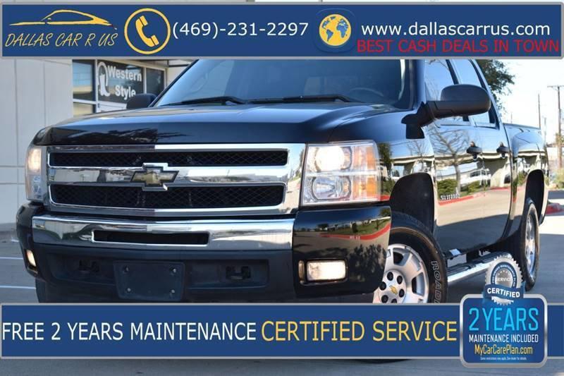 2011 Chevrolet Silverado 1500 2WD Crew Cab LT image