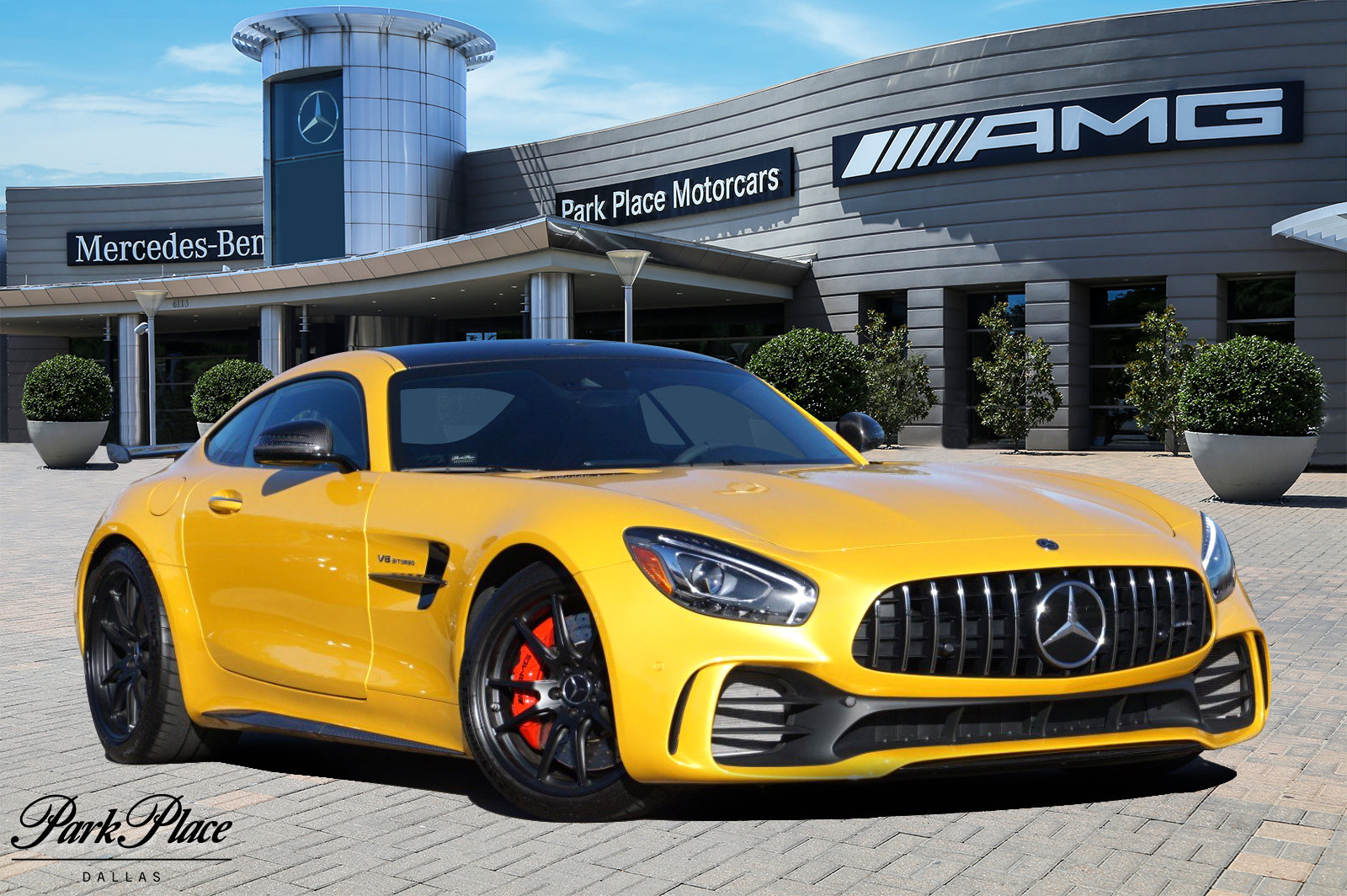 2018 Mercedes-Benz AMG GT R Coupe image
