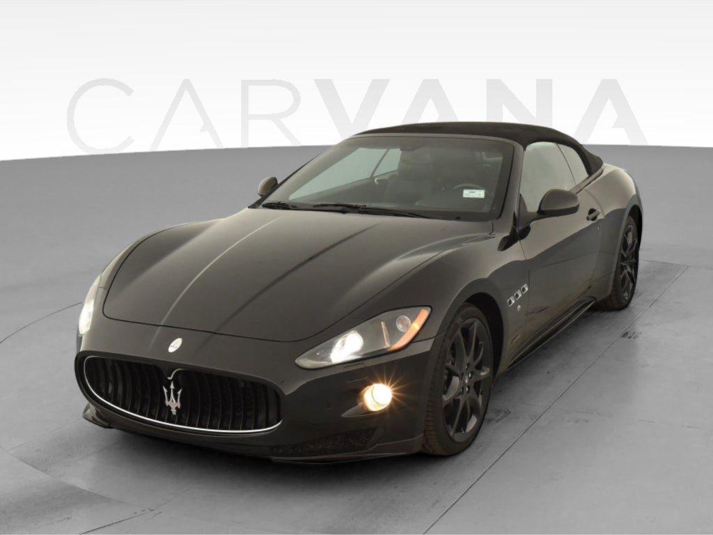 2012 Maserati GranTurismo Sport Convertible image