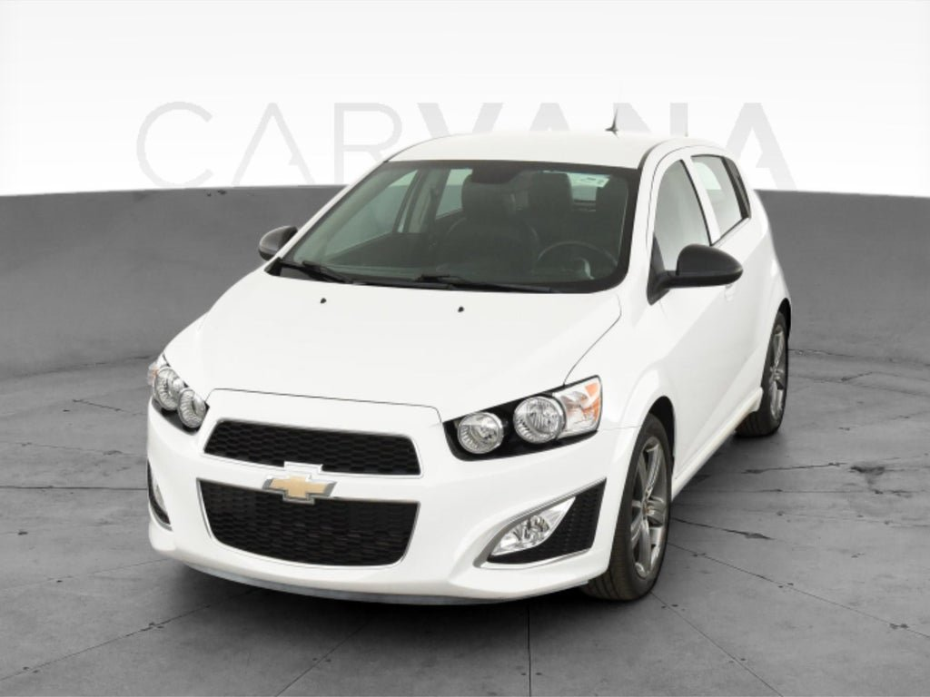 2013 Chevrolet Sonic RS Hatchback image