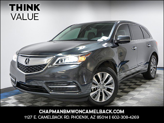 2014 Acura MDX FWD w/ Technology Package image