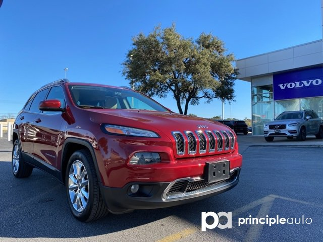 2015 Jeep Cherokee FWD Limited image