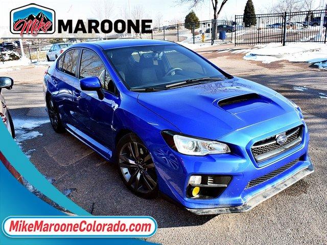 2017 Subaru WRX Premium image