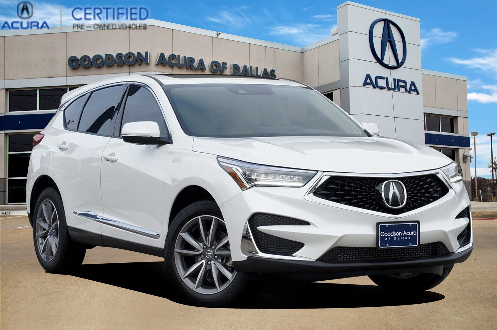 2020 Acura RDX w/ Technology Package image
