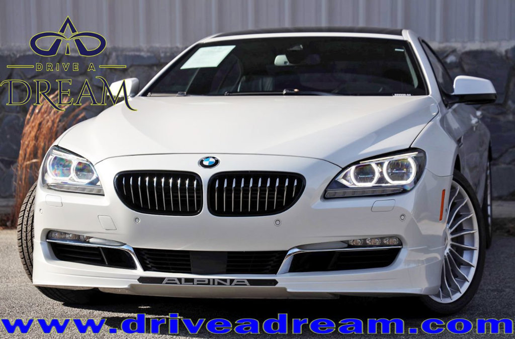 2015 BMW ALPINA B6 xDrive Gran Coupe  image