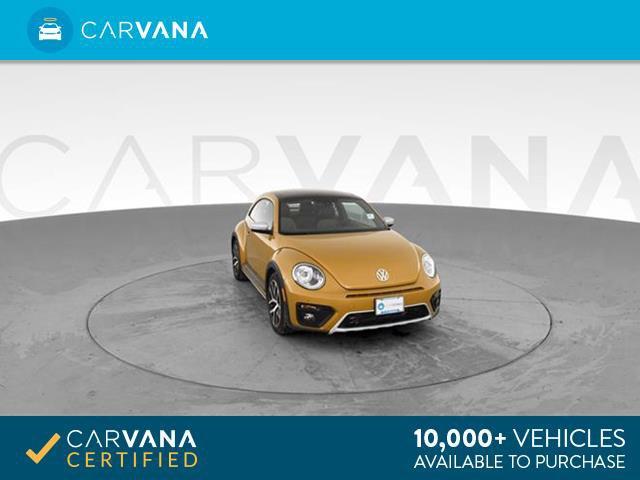 2017 Volkswagen Beetle 1.8T Dune Coupe image