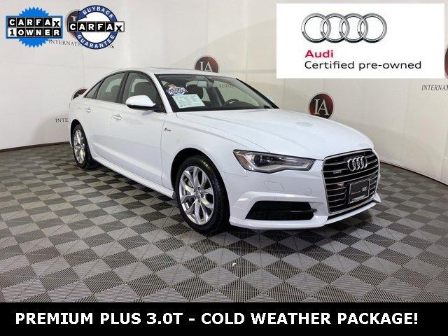 2017 Audi A6 3.0T Premium Plus quattro image