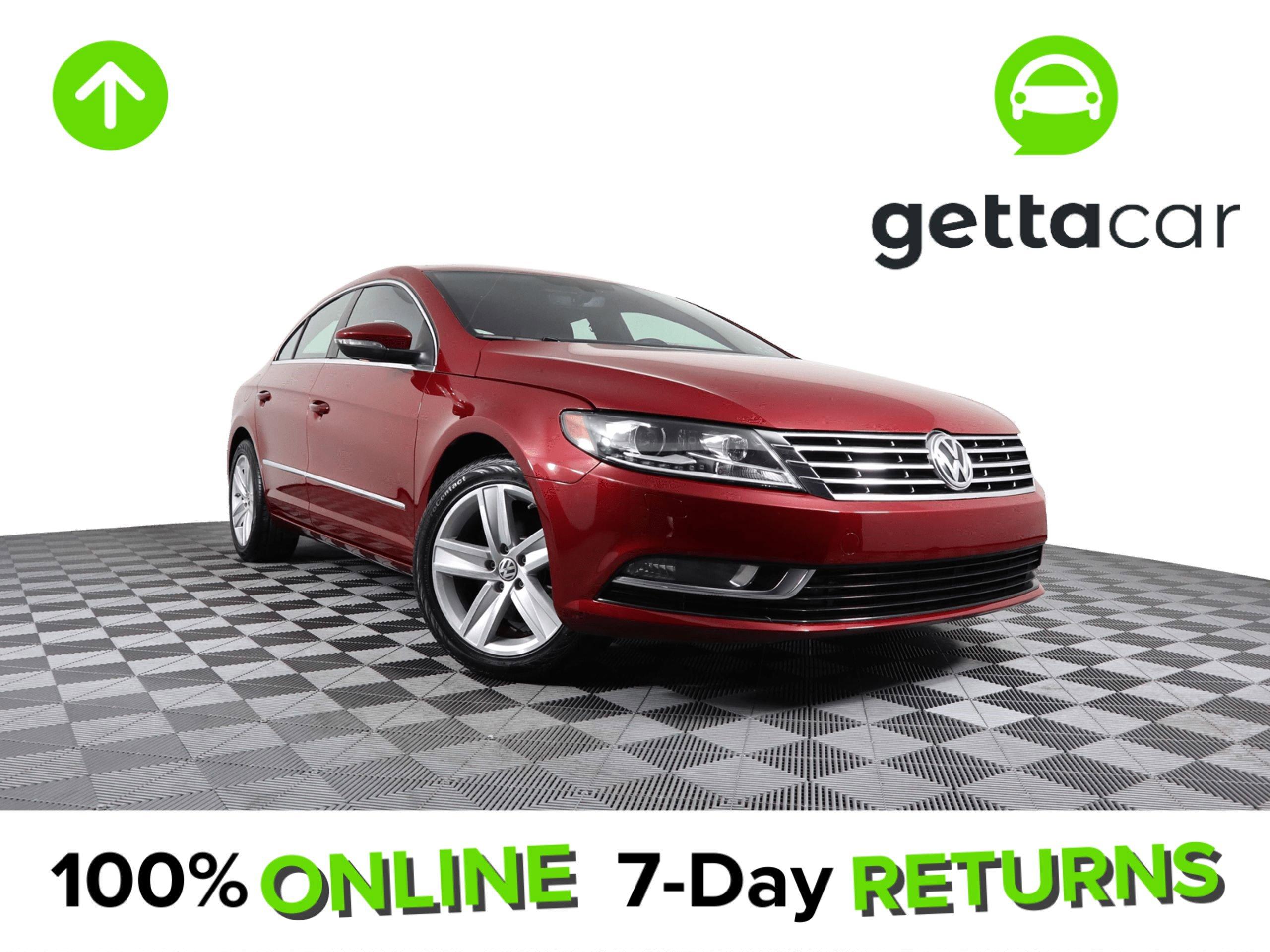 2017 Volkswagen CC Sport image