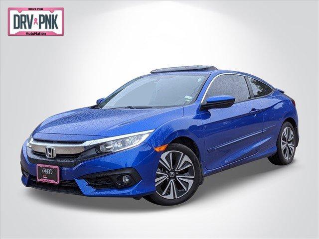 2018 Honda Civic EX-T Coupe image