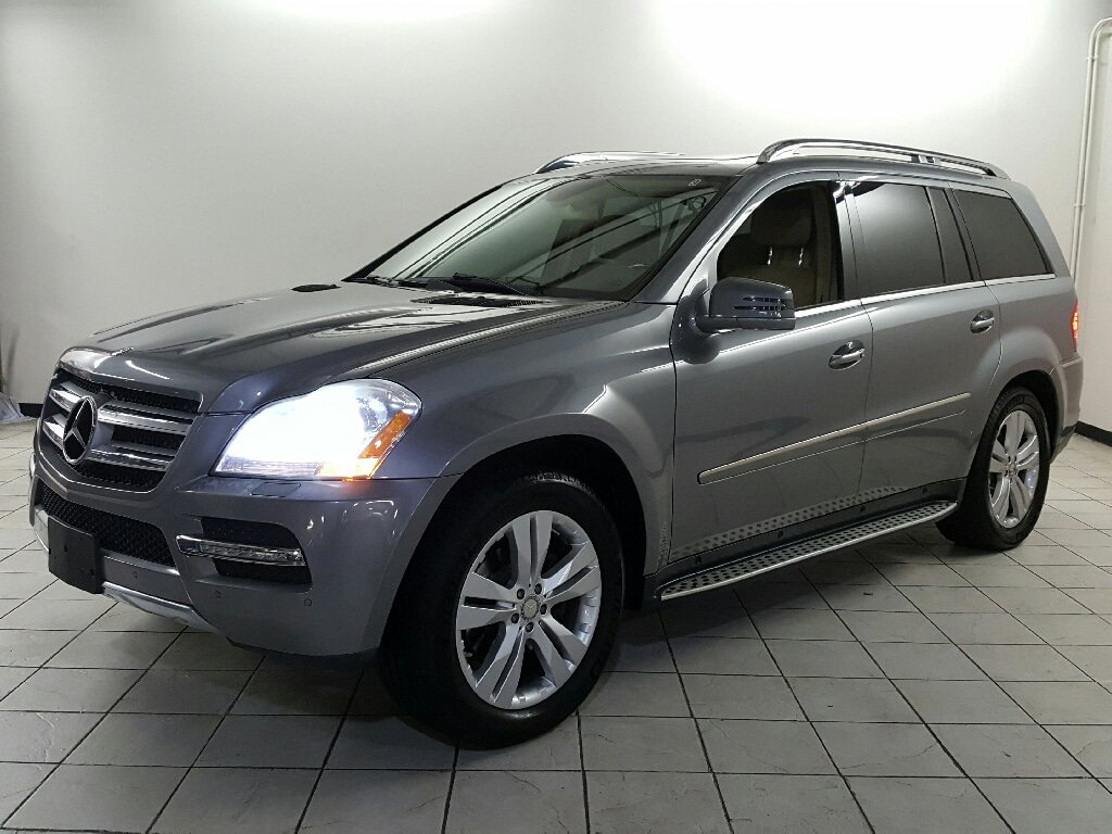 2012 Mercedes-Benz GL 450 4MATIC image