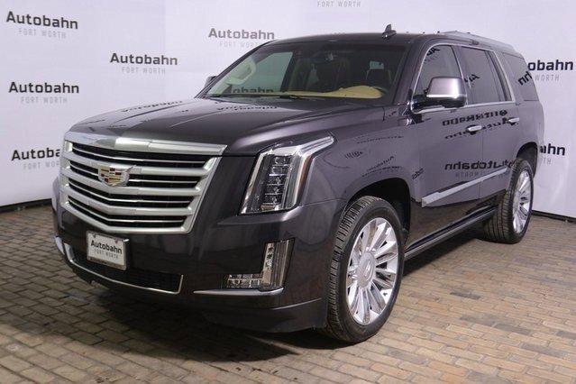 2016 Cadillac Escalade Platinum image
