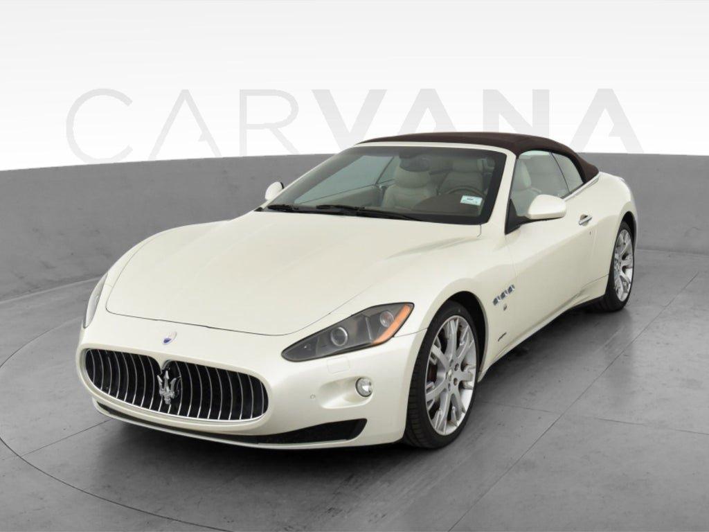 2012 Maserati GranTurismo Convertible image