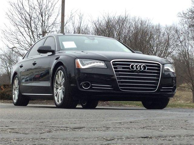 2014 Audi A8 L 4.0T w/ Premium Package image