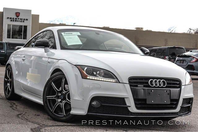 2014 Audi TT 2.0T Coupe image