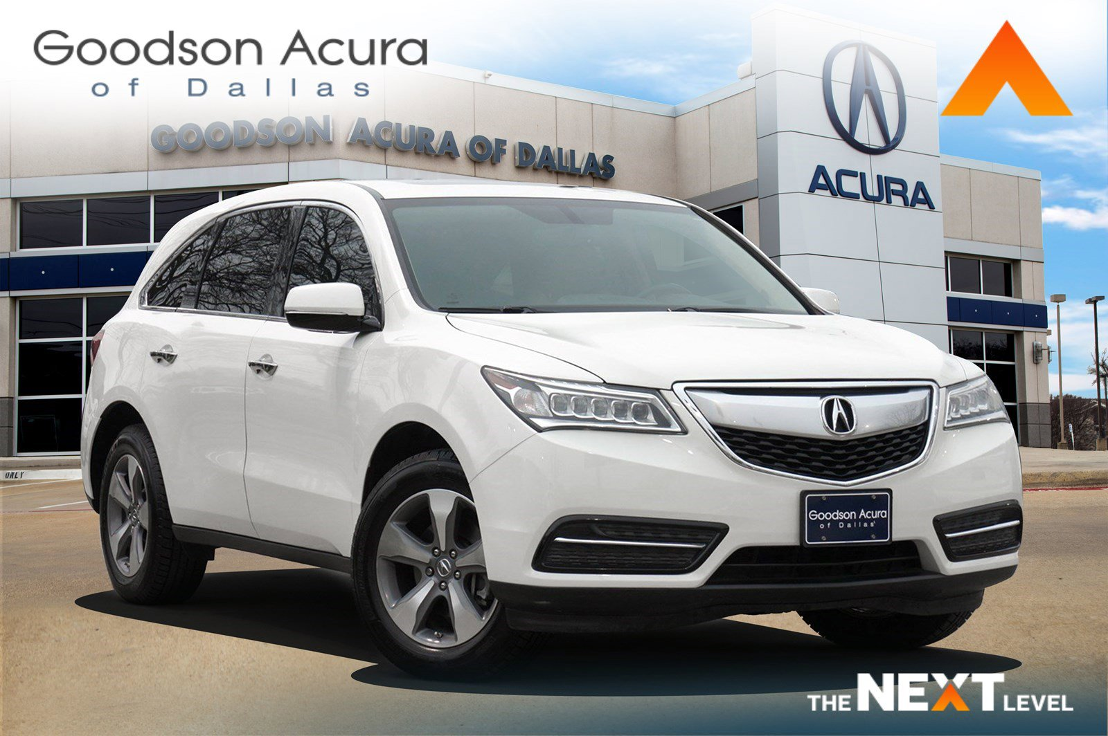2014 Acura MDX SH-AWD image