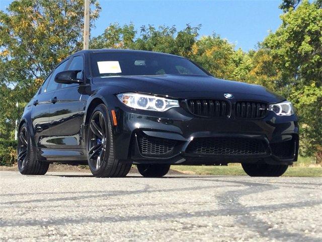 2016 BMW M3  image
