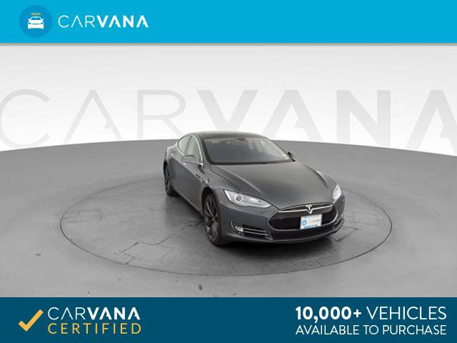 2012 Tesla Model S  image