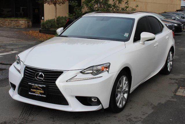 Lexus IS 200t Under 500 Dollars Down