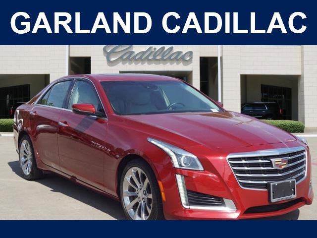 2017 Cadillac CTS Luxury Sedan image