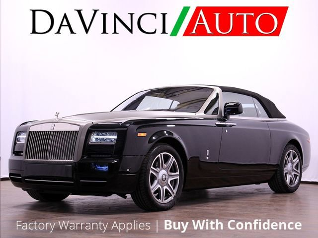 2015 Rolls-Royce Phantom Drophead Coupe image