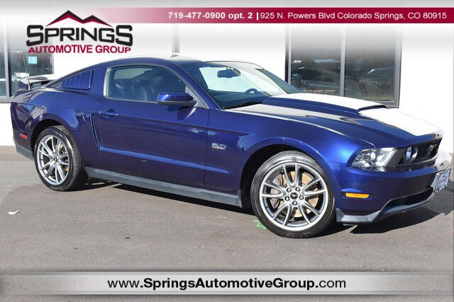2011 Ford Mustang GT image