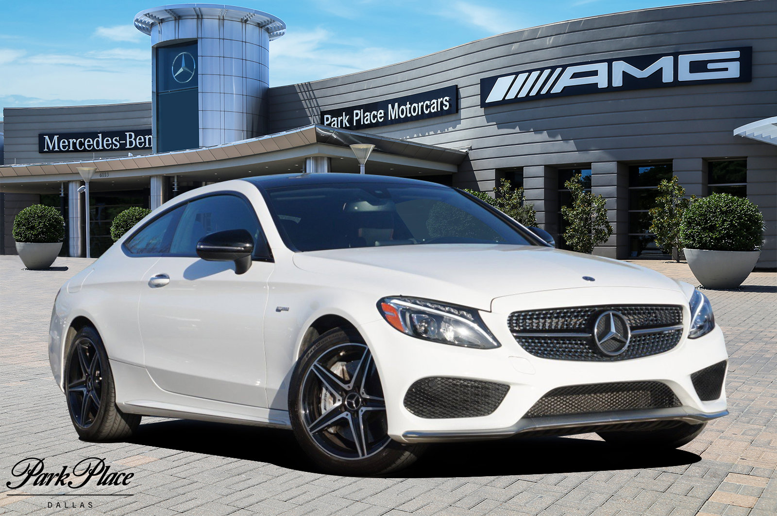 2018 Mercedes-Benz C 43 AMG 4MATIC Coupe image
