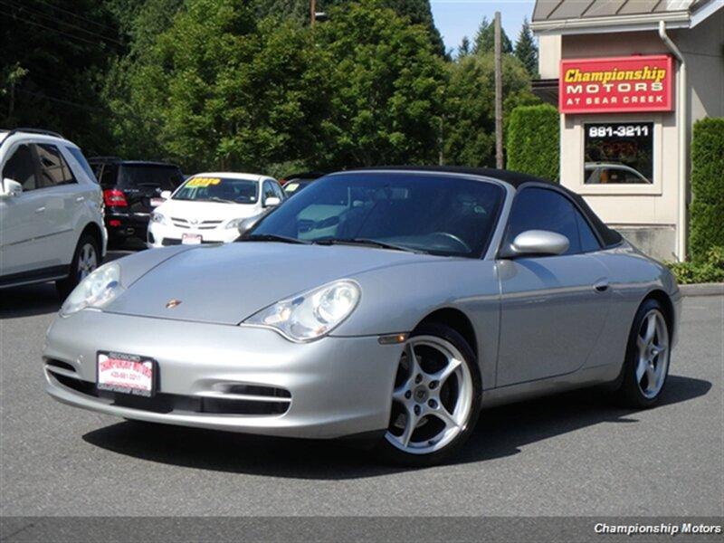 Porsche 911 Under 500 Dollars Down