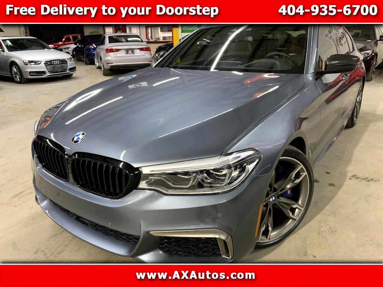 2019 BMW M550i xDrive  image