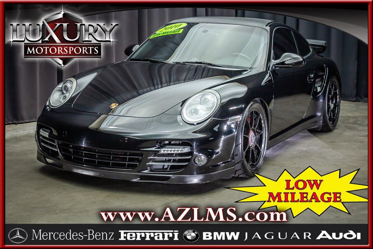 2010 Porsche 911 Turbo image