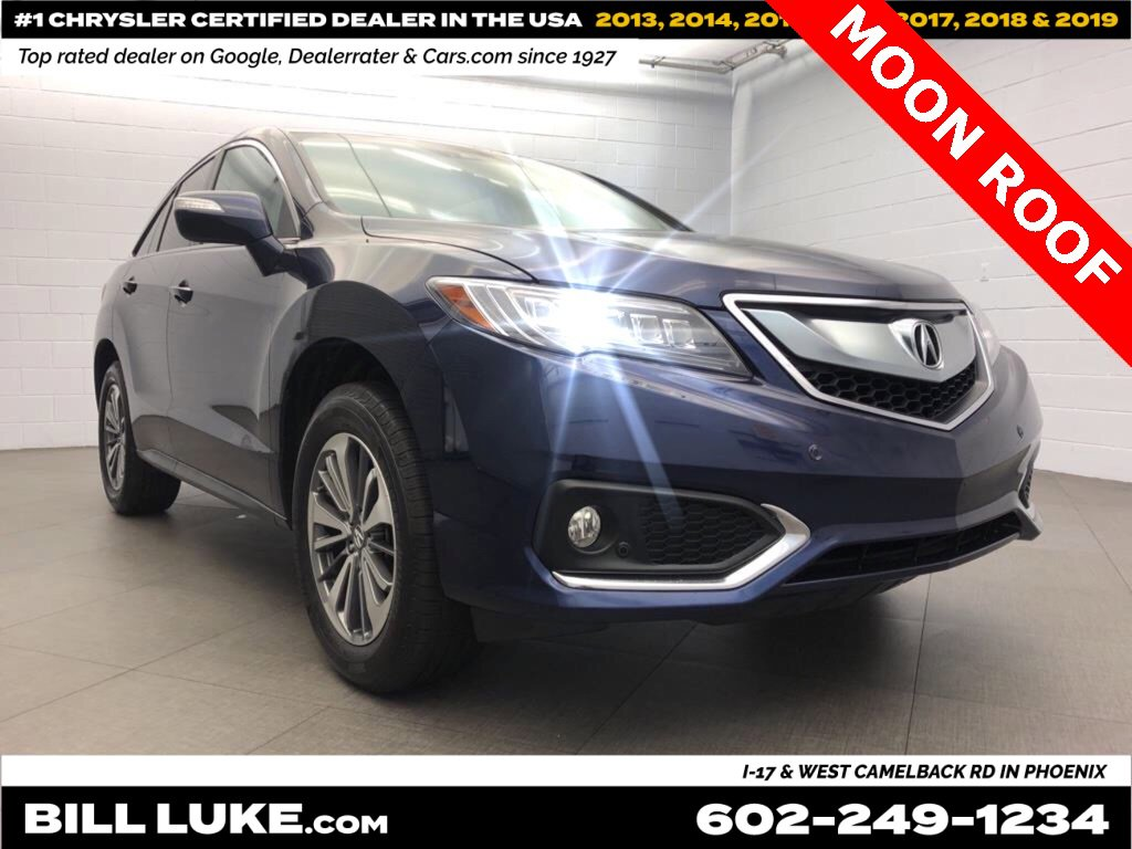 2016 Acura RDX AWD w/ Advance Package image