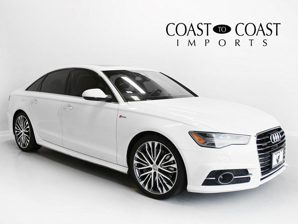 2016 Audi A6 3.0T Prestige quattro image